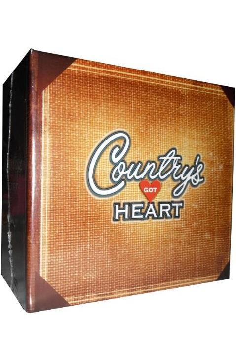 Country's Got Heart (10CD)