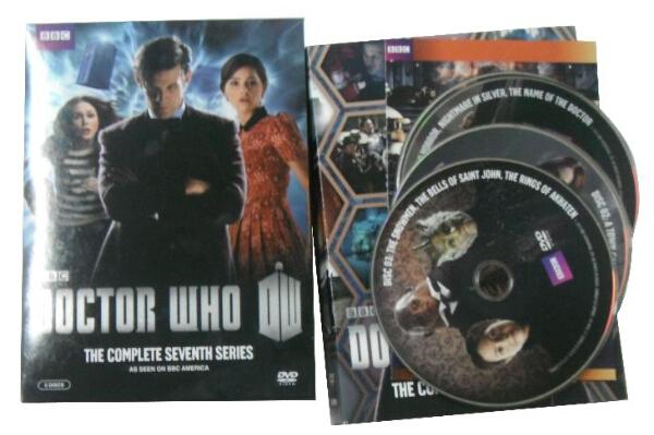 Doctor Who Season 7-6