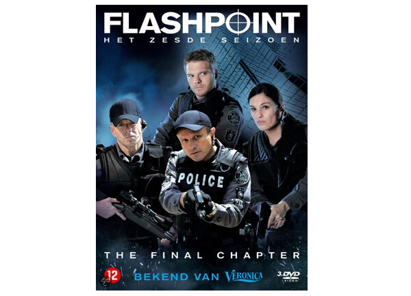 Flashpoint Season 6-1