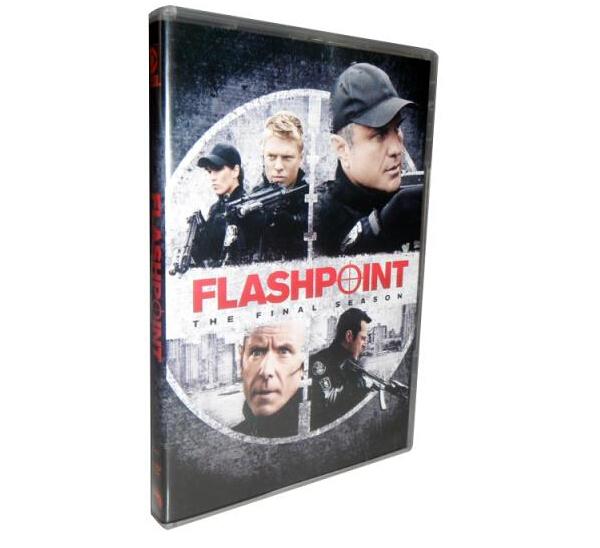 Flashpoint Season 6-2