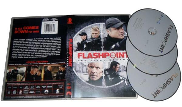 Flashpoint Season 6-5