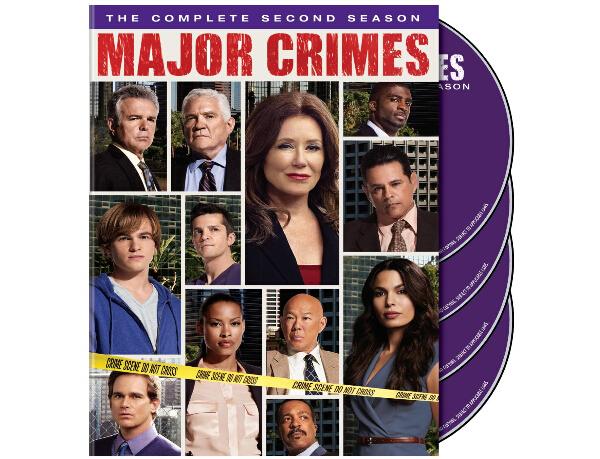Major Crimes Season 2-1
