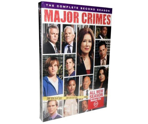 Major Crimes Season 2-2