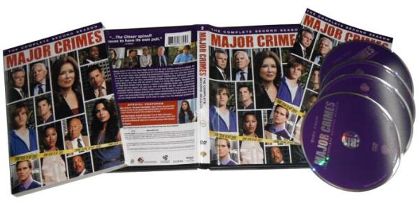 Major Crimes Season 2-4