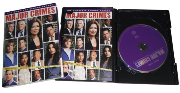Major Crimes Season 2-5