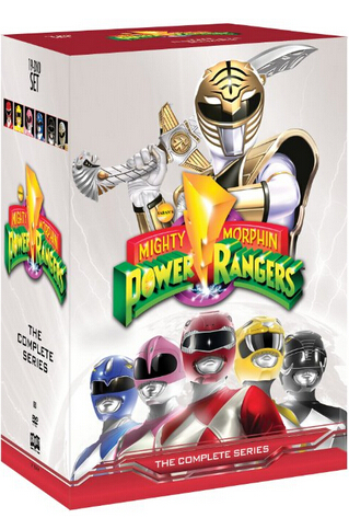 Mighty Morpin Power Rangers