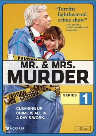 Mr & Mrs Murder: Season 1