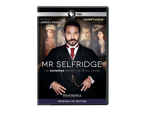 Mr Selfridge Season 1-1