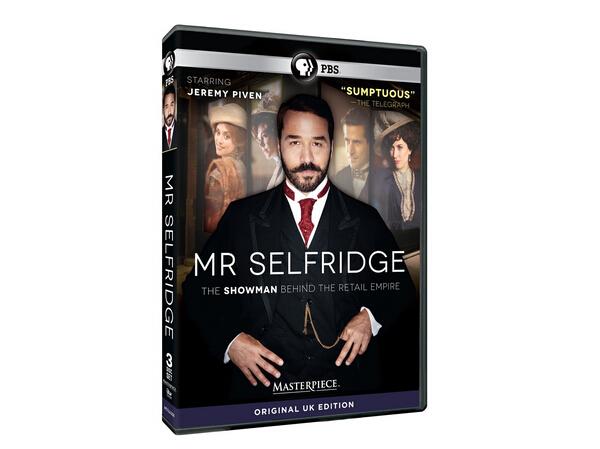 Mr Selfridge Season 1-2
