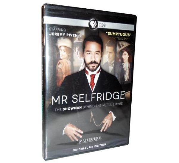 Mr Selfridge Season 1-4