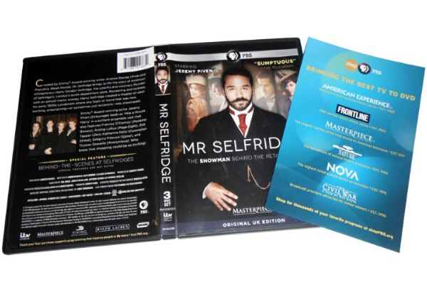Mr Selfridge Season 1-8