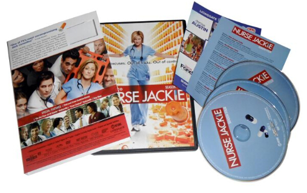 Nurse Jackie Season4-5