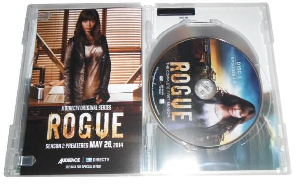 Rogue Season 1-5