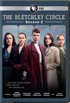 The Bletchley Circle :Season 2