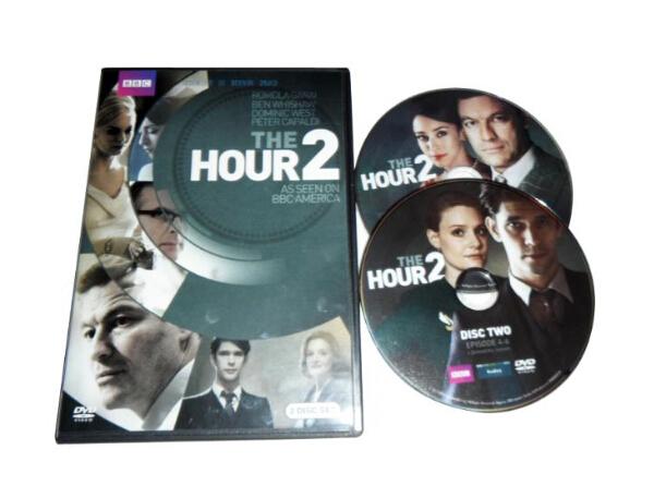 The Hour Season 2-4