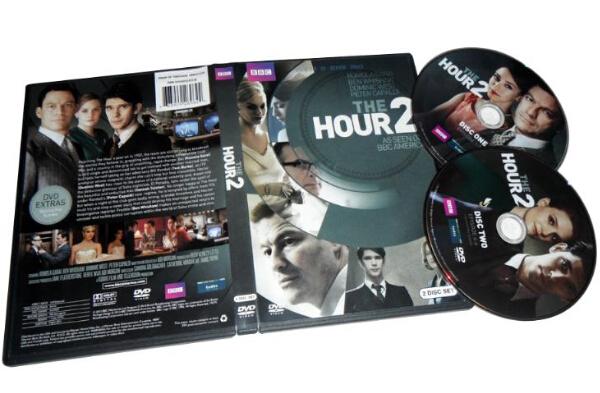 The Hour Season 2-5