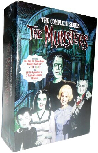 The Munsters: season 1-2