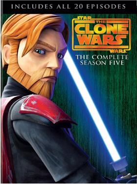 star the clone wars: season 5