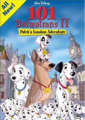 101 Dalmatians II Patch's London