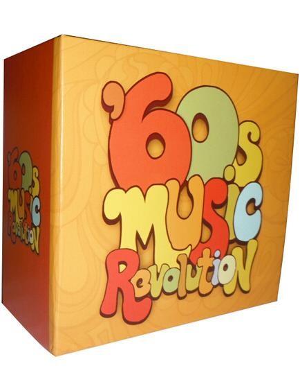 60's Music Revolution