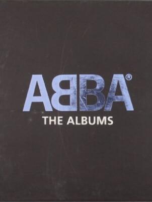ABBA THE ALBUMS