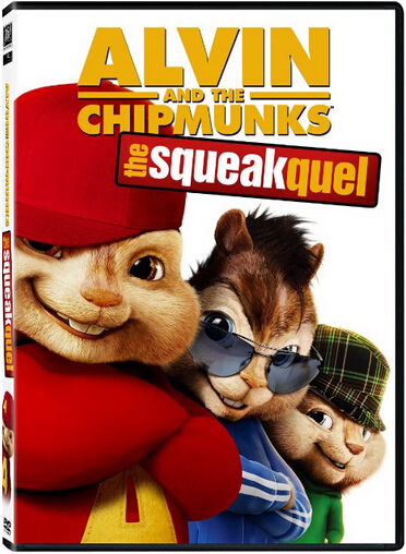 Alvin and theChipmunks: The Squeakquel