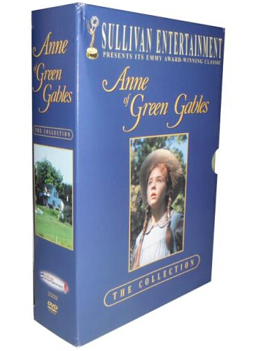 Anne of Green Gables – Trilogy Box Set