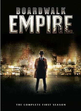 Boarowalk Empire: season 1