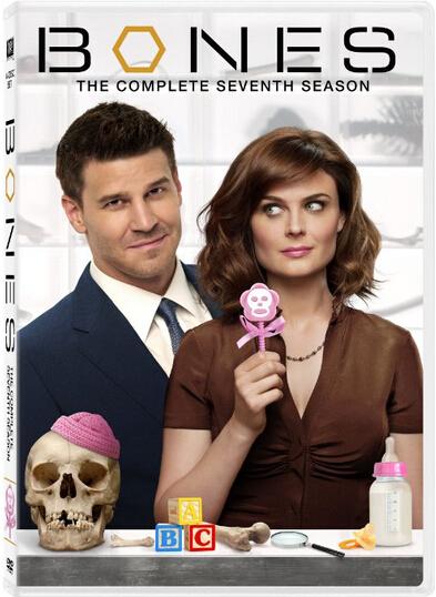 Bones The Complete Seventh Season