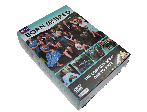 Born and Bred The Complete Series 1-4-2