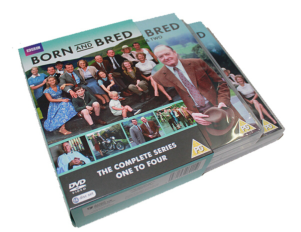 Born and Bred The Complete Series 1-4-3