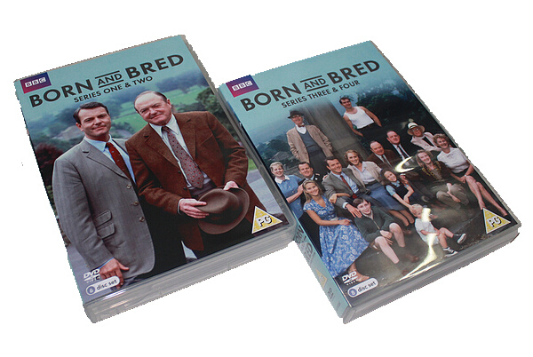 Born and Bred The Complete Series 1-4-5