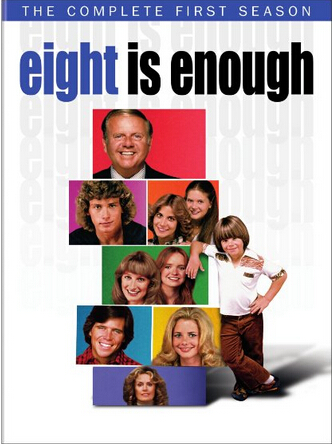 EIGHT IS ENOUGH THE COMPLETE FIRST SEASON
