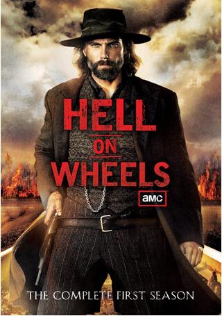 Hell on wheels: season one