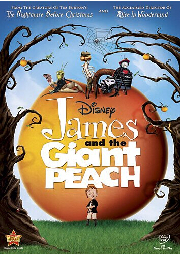 James And The Giant