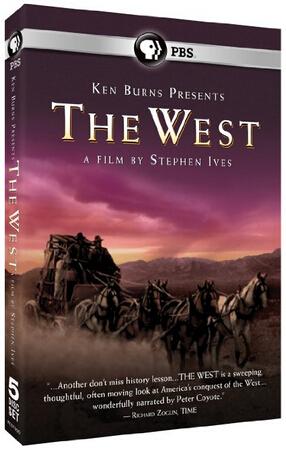 Ken Burns Presents The west