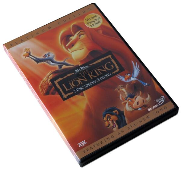 Lion king 1-4