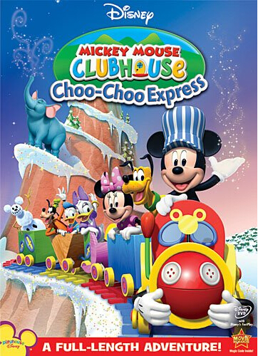 Mickey Mouse Clubhouse-Choo-Choo-Express