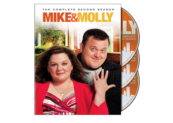 Mike & molly: season 2 - DVD wholesale