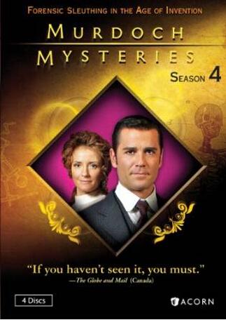Murdoch my steries: season 4