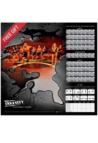 New Insanity Home Fitness