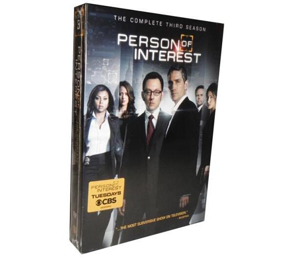 Person of Interest Season 3-2