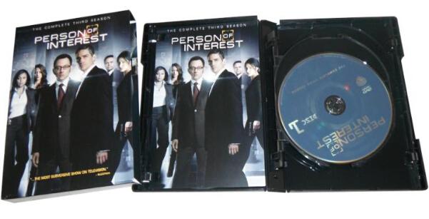 Person of Interest Season 3-4