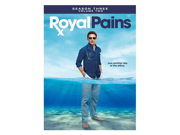 Royal pains season 3-1