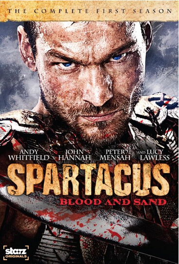 Spartacus Blood and Sand – The Complete First Season