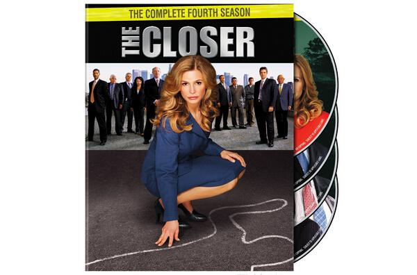 The Closer Season 4-1