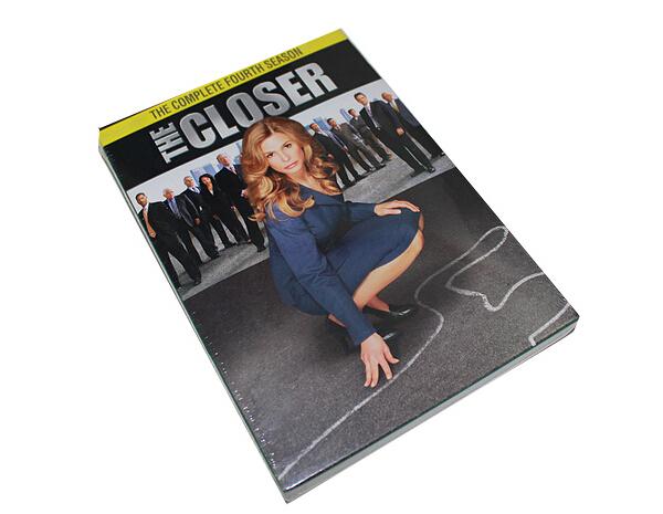 The Closer Season 4-4