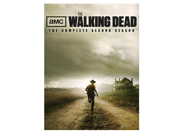The walking dead season 2-1