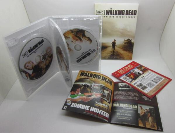 The walking dead season 2-4