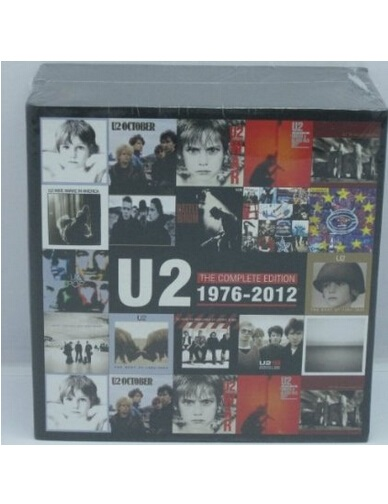 U2THE COMPLETE EDITION 1976-2012